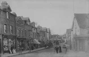 Bridge Street,_Caversham 1905