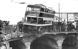Holybrook Accident 6 August 1941